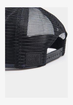 SUPERDRY LINEMAN TRUCKER CAP - Casquette - black