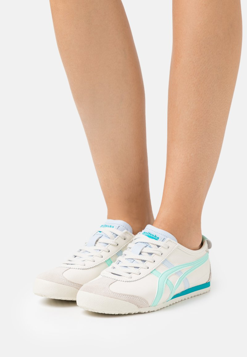 Onitsuka Tiger - MEXICO 66 - Sneakers - cream/fresh ice