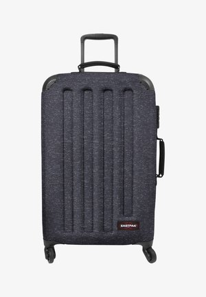 AUTHENTIC/PRINTKNIT - Wheeled suitcase - gray