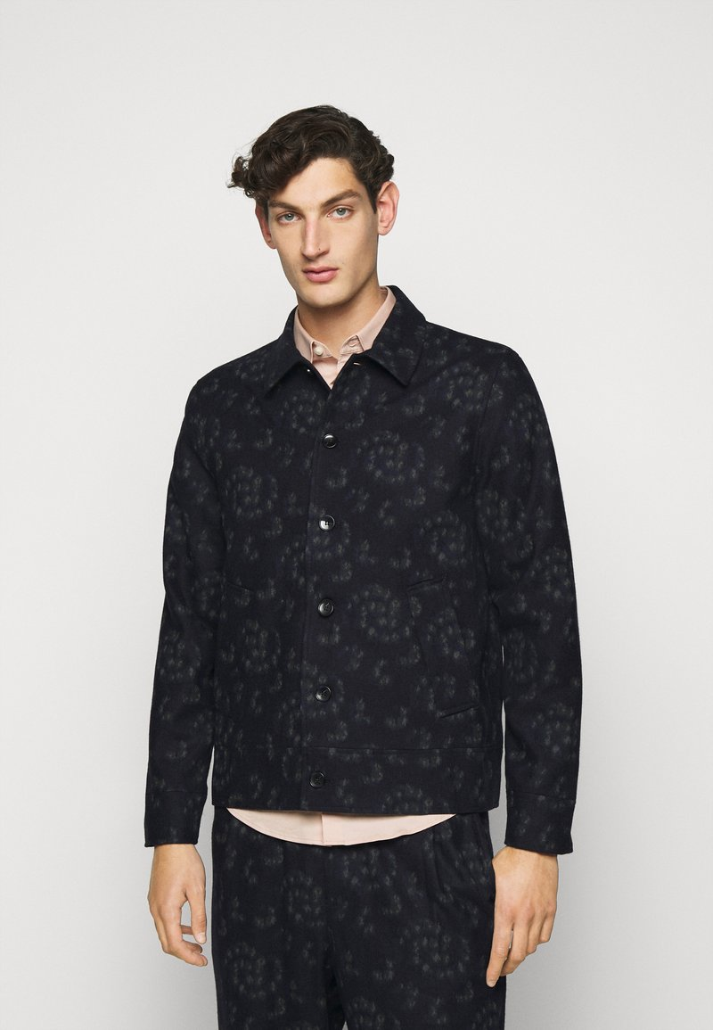 Libertine-Libertine - VOICE - Summer jacket - dark navy