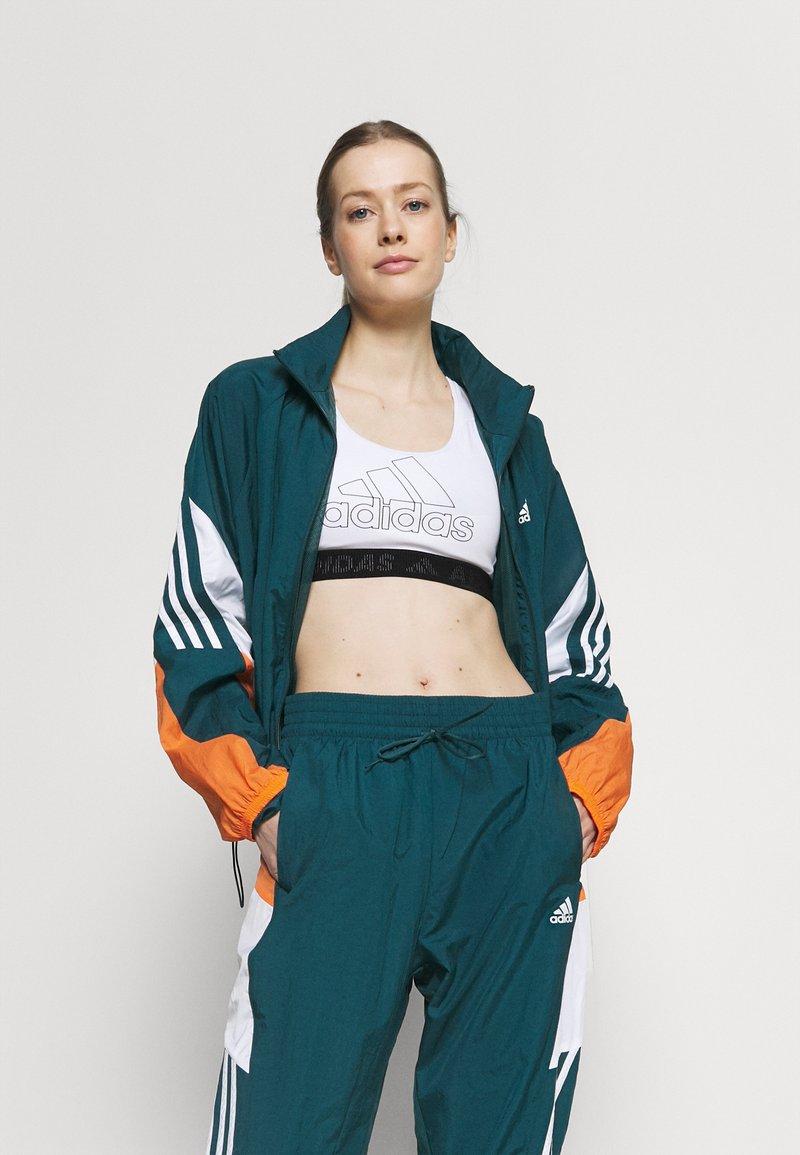 adidas Performance - GAMETI  - Træningssæt - turquoise