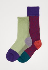Hysteria by Happy Socks - FREJA GIFT 2 PACK - Calcetines - multi-coloured - 0