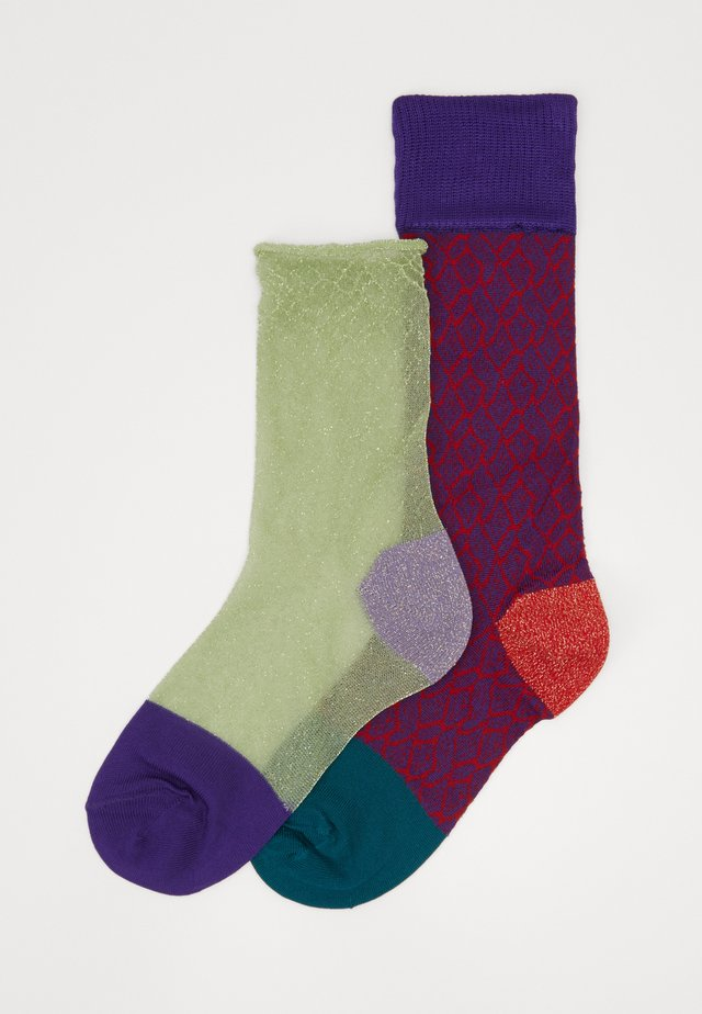 FREJA GIFT 2 PACK - Calcetines - multi-coloured