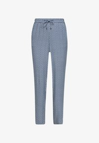 s.Oliver - BROEKEN - Trousers - blue embroidery - 6