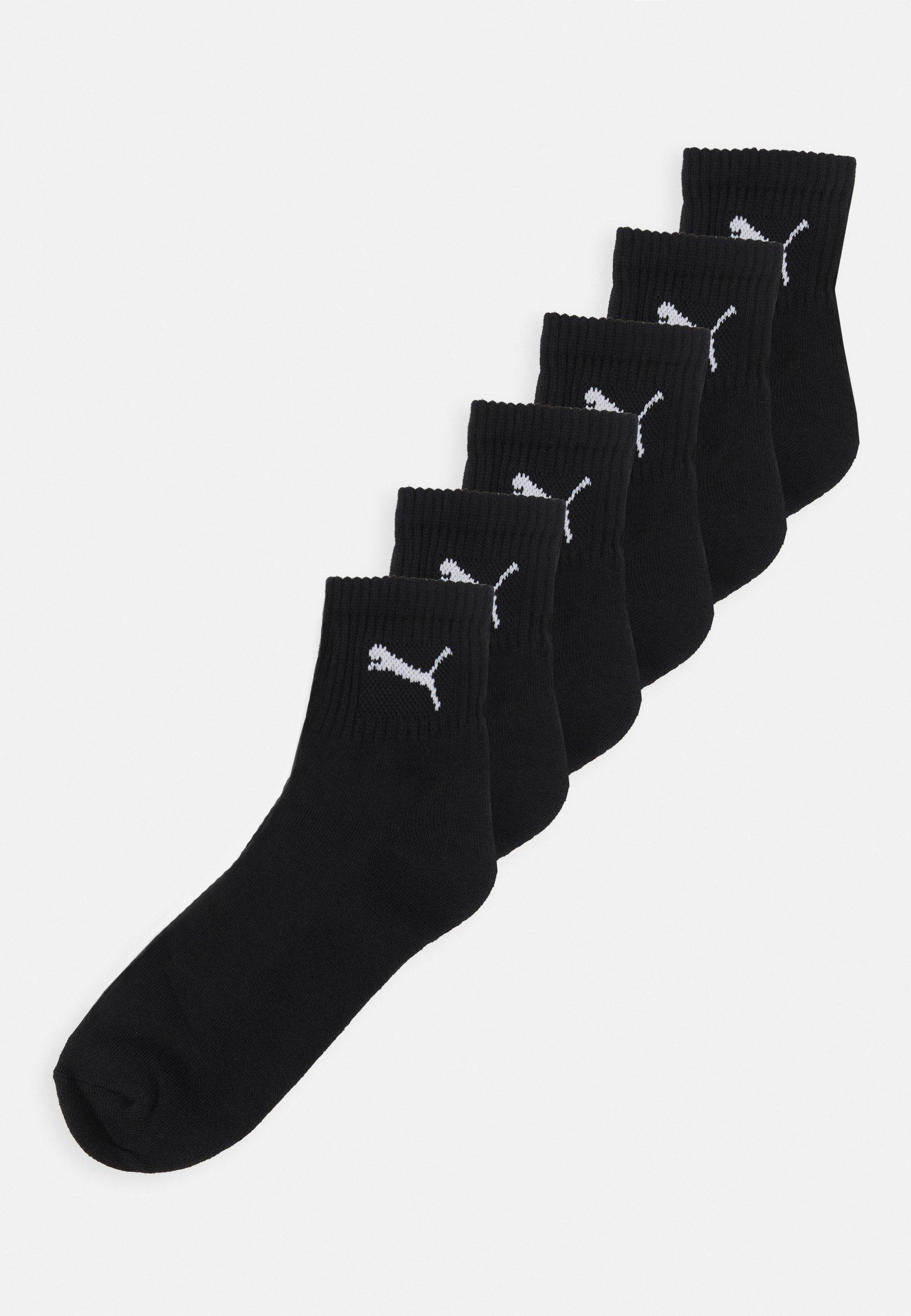 Women SHORT CREW 6 PACK UNISEX - Sports socks