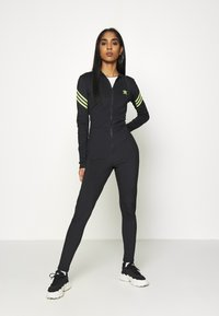 adidas Originals - SWAROVSKI STAGE SUIT - Jumpsuit - black - 1