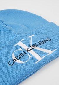 Calvin Klein Jeans - BASIC WOMEN BEANIE - Muts - blue - 4