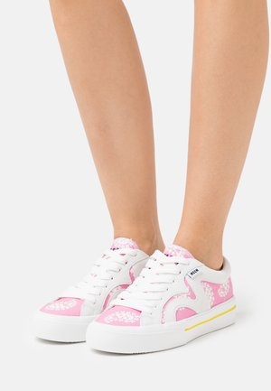 SCARPA DONNA WOMANS SHOES - Sneakers basse - pink/white