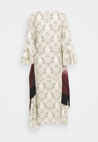 Mother of Pearl - VNECK DRESS WITH DRAPE SLEEVE TASSELS - Kjole - ivory - 1