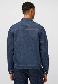 Marc O'Polo DENIM - Denim jacket - multi/neppy blue raw - 2