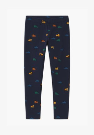 MINI BASIC - Leggings - Trousers - dark navy