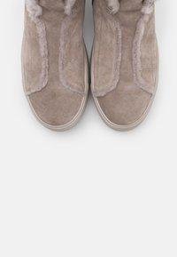 Kennel + Schmenger - MEGA - Ankle boots - ombra/natur - 5