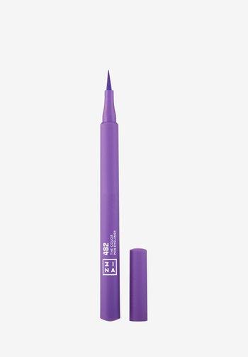 THE COLOR PEN EYELINER  - Eyeliner - 482 lilac