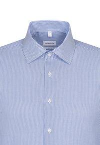 Seidensticker - SHAPED FIT - Shirt - blue - 5