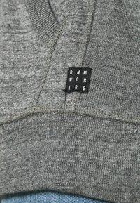 Blend - NORTH - Zip-up hoodie - pewter mix - 4