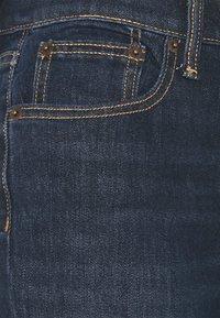 Gap Tall - PEARL - Bootcut jeans - dark rinse - 2