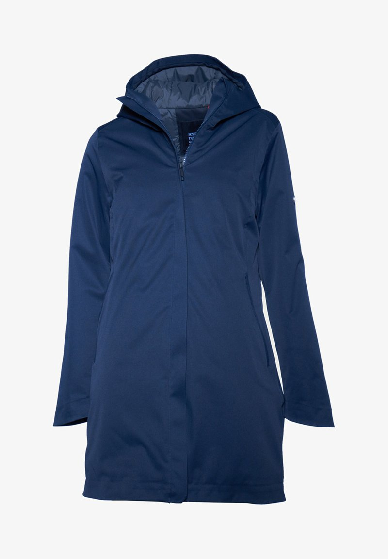 Scandinavian Edition - Winter coat - blau