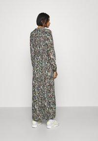 ONLY - ONLVICK ANKEL DRESS - Maxi dress - night sky/beat bloom kalamata - 2