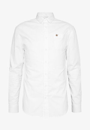 LONG SLEEVE SMART SHIRT - Kostymskjorta - white