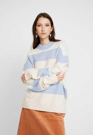 KOREY CREW NECK - Jumper - zen blue