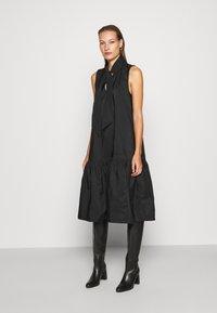 ARKET - DRESS - Vestito estivo - black dark - 1
