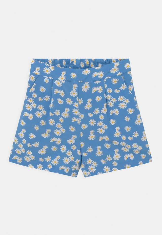 DANA FLOWER  - Shorts - blue
