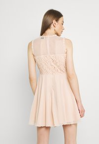 Lace & Beads - CARLIE SKATER - Cocktail dress / Party dress - nude - 2