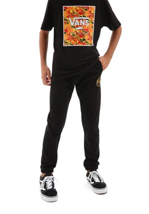 BY AUTHENTIC  - Tracksuit bottoms - black