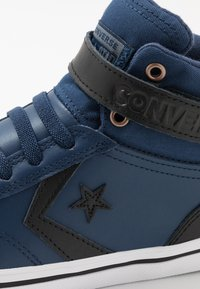 Converse - PRO BLAZE STRAP MARTIAN - Høye joggesko - navy/black/cool grey - 5