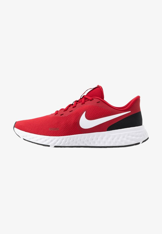 REVOLUTION 5 - Neutral running shoes - gym red/white/black
