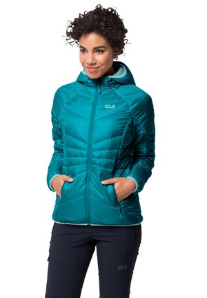 ARGON  - Winter jacket - dark cyan