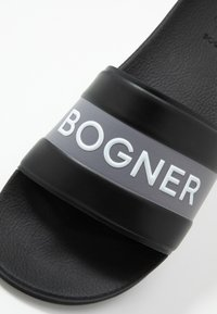 Bogner - BELIZE - Mules - black/grey - 5