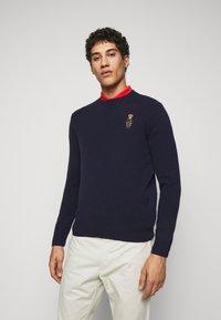 Polo Ralph Lauren - Strikpullover /Striktrøjer - hunter navy - 0