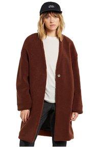 Volcom - Classic coat - brick - 0