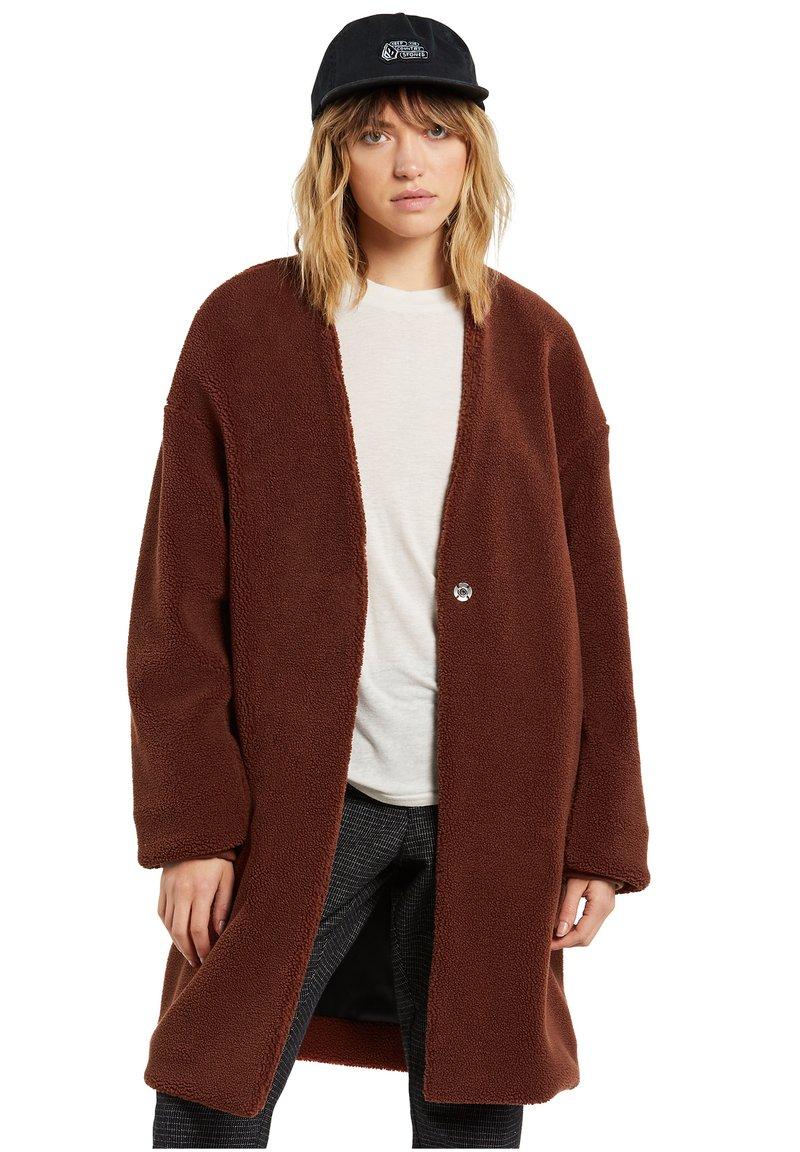 Volcom - Classic coat - brick