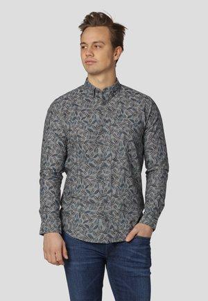 WILLUM AOP  - Overhemd - iron grey