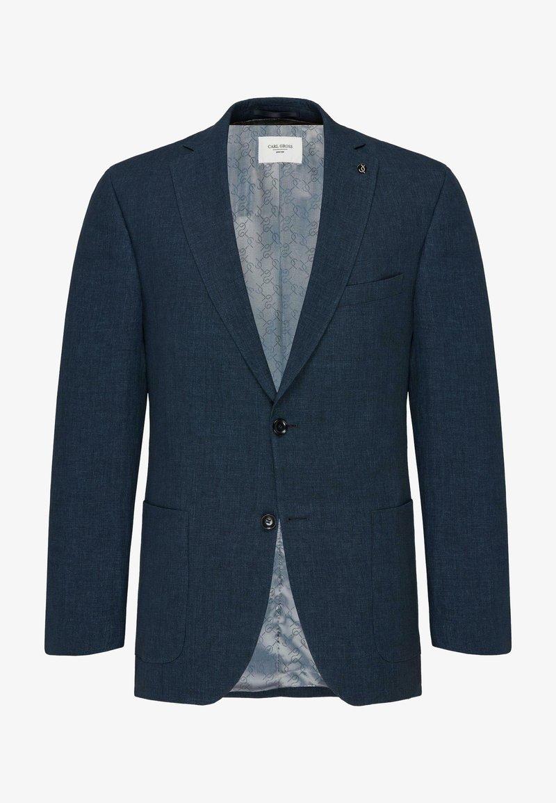 Carl Gross - Blazer jacket - blau