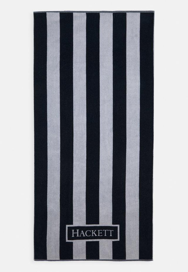 Strandhåndkle - navy