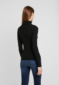 New Look - ROLL NECK - Sweter - black - 2