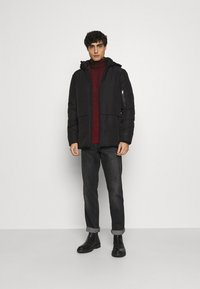 Casual Friday - ORSON OUTERWEAR - Light jacket - anthracite black - 1