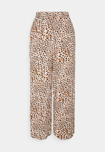 NMFIONA PANTS - Trousers - sugar almond/hybrid