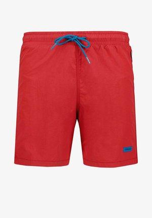 VILLA 4 - Swimming shorts - rot