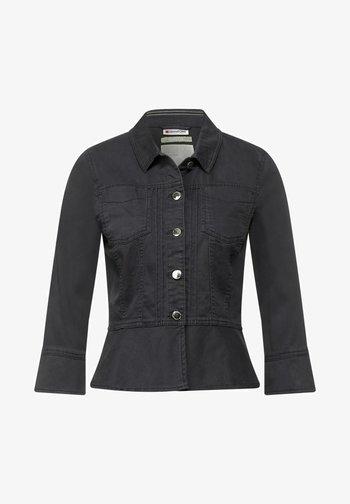 Denim jacket - grau