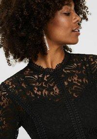 Vero Moda - Shirt dress - black - 3