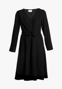 Vila - Day dress - black - 4