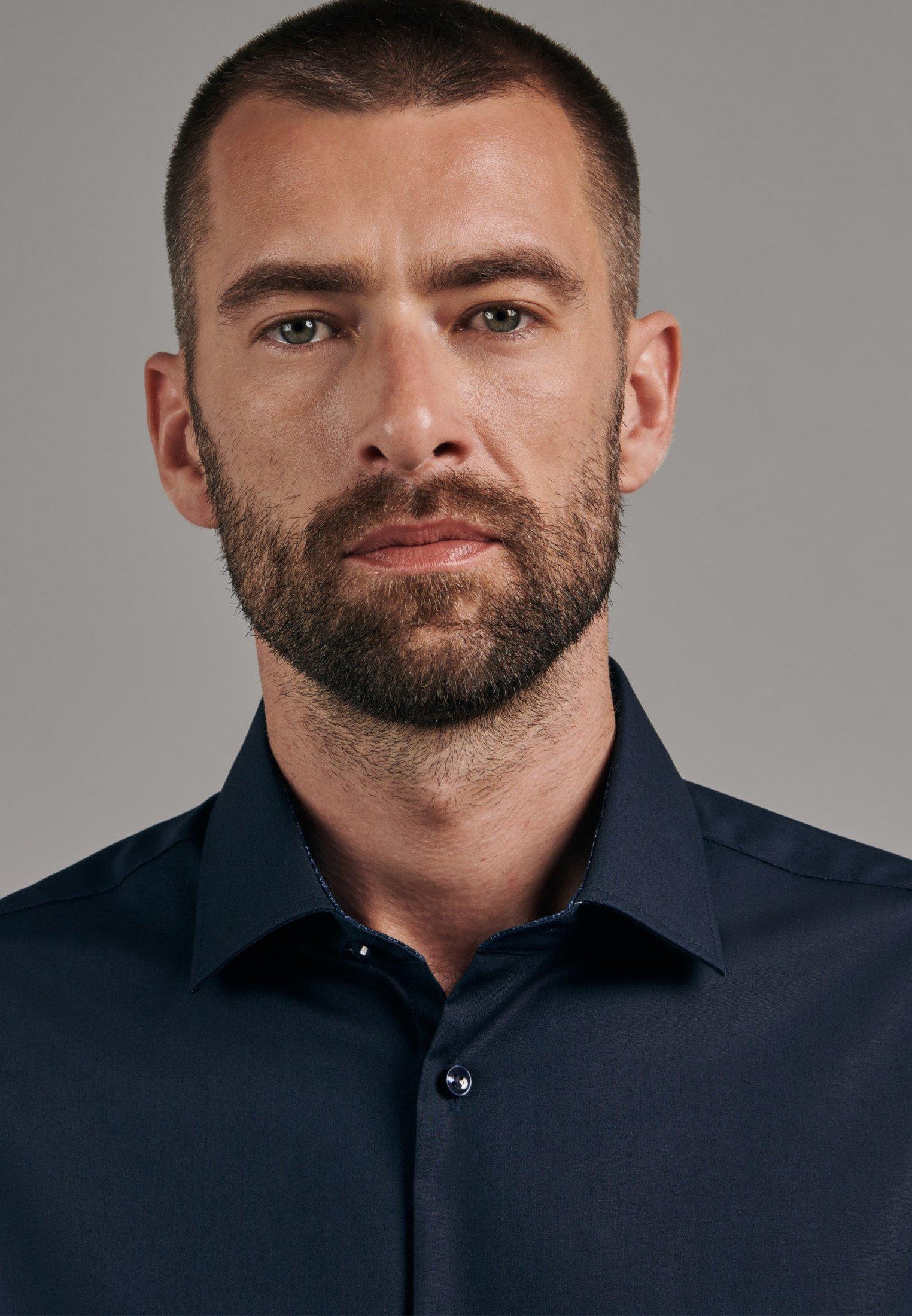 Seidensticker Koszula Biznesowa - Blau