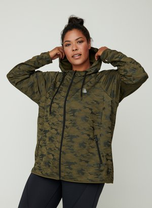 Training jacket - green