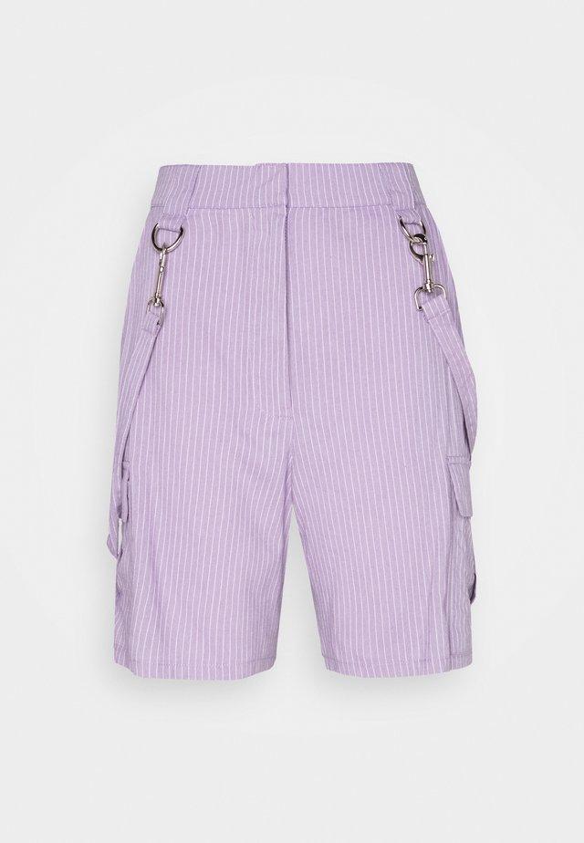 AWAKEN - Shortsit - lilac