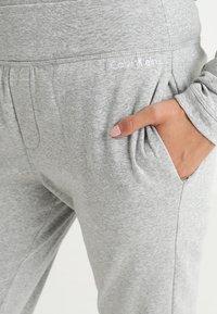Calvin Klein Underwear - JOGGER - Pyjamabroek - grey - 5