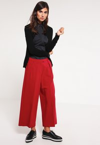 Expresso - XANI - Button-down blouse - navy - 1